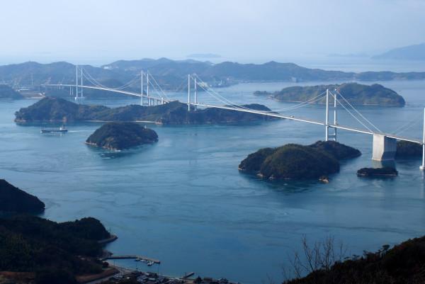 来島海峡大橋Ⅰ・Ⅱ・Ⅲ